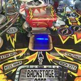 Kiss Pinball Backstage Pass Scoop