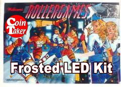 3. ROLLERGAMES LED Kit w Frosted LEDs