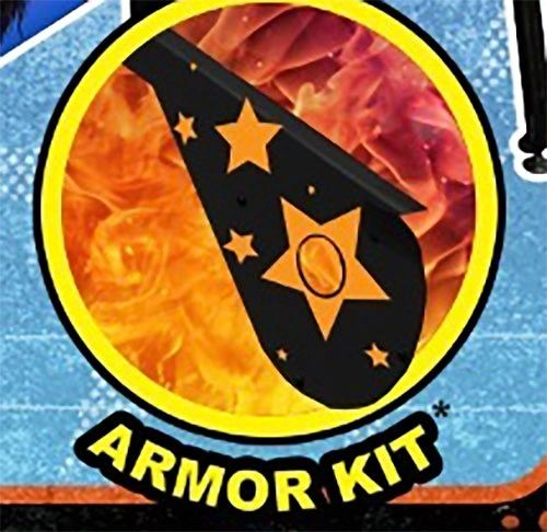 KISS PINBALL ARMOR KIT FOR PREMIUM AND LE