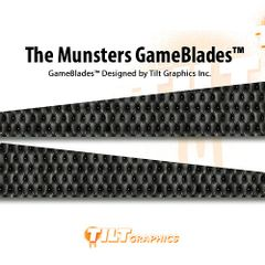 The Munsters Coffin GameBlades