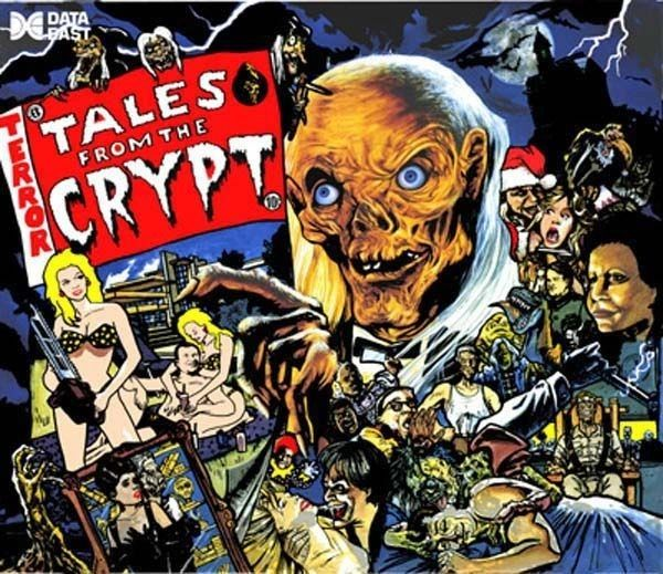 TALES FROM THE CRYPT-3 LED Kit w Frosted LEDs