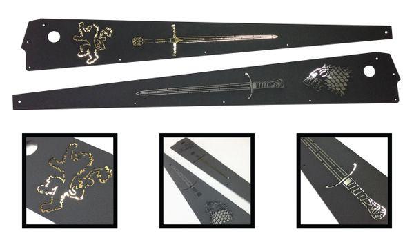 Game of Thrones Lanister Armor Kit 502 6999 00