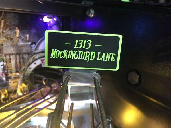Munsters Mockingbird Lane Mod