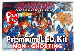 1. ROLLERGAMES LED Kit with Premium Non-Ghosting LEDs
