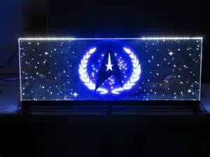 STAR TREK PINBALL TOPPER