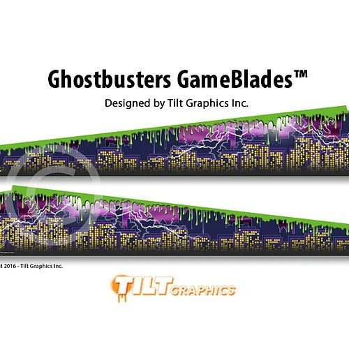 GHOSTBUSTERS GAME BLADES