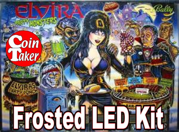 3. ELVIRA & PARTY MONSTERS LED Kit w Frosted LEDs