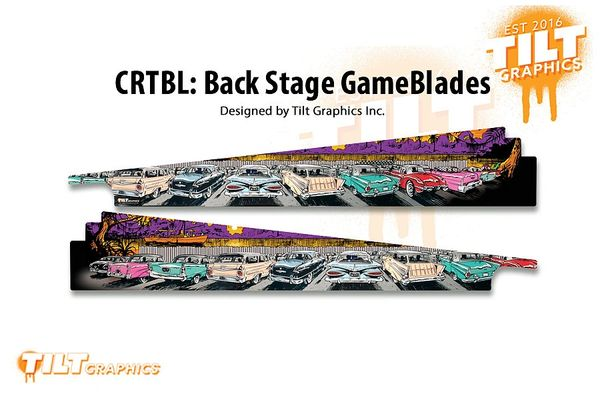 CREATURE FROM THE BLACK LAGOON GAMEBLADES