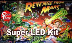 2. REVENGE FROM MARS LED Kit w Super LEDs