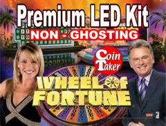 WHEEL OF FORTUNE-1 Pro LED Kit w Premium Non-Ghosting LEDs