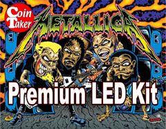 METALLICA-4 LED Kit w Premium Non-Ghosting LEDs (BLACK ROSE EDITION)
