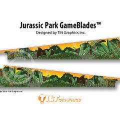 Jurassic Park GameBlades