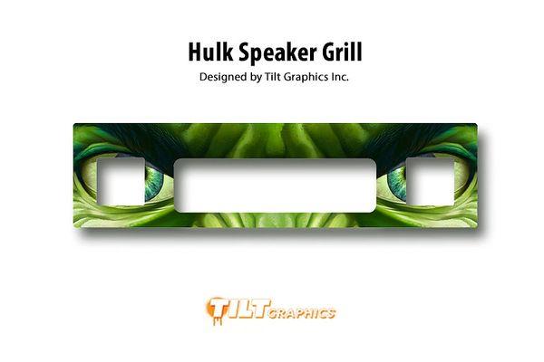 Hulk Speaker GameGrill