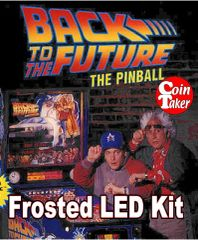 3. BACK TO THE FUTURE LED Kit w Frosted LEDs