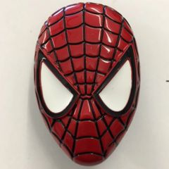 SPIDERMAN FACE METAL SHOOTER ROD