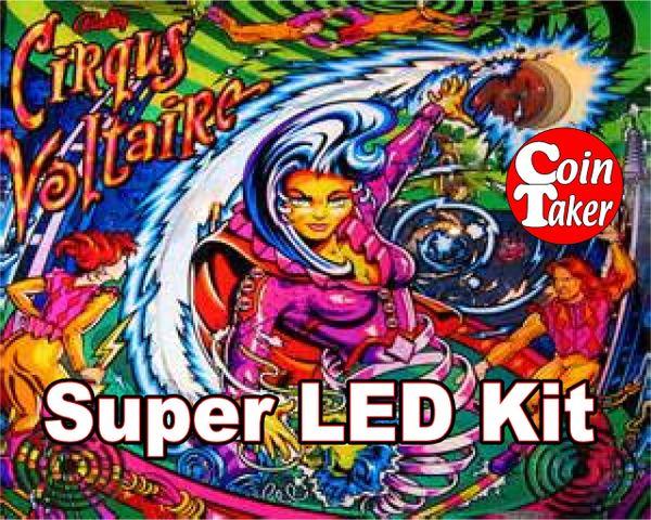 2. CIRQUS VOLTAIRE LED Kit w Super LEDs