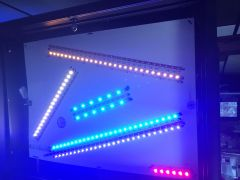 2. Stern Custom LED Backbox Kit (S.A.M.)