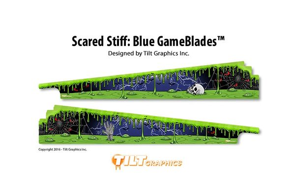 Scared Stiff Gameblades