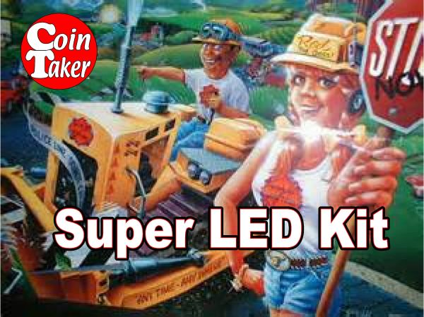 2. ROADSHOW LED Kit w Super LEDs