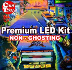 1. POLICE FORCE LED Kit with Premium Non-Ghosting LEDs