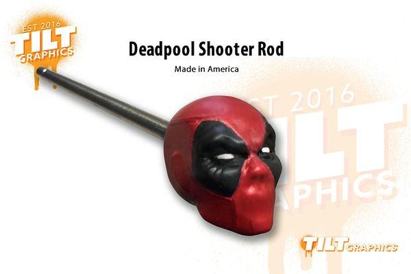 Deadpool Shooter Rod