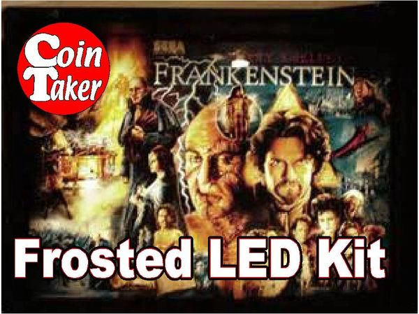 3. FRANKENSTEIN LED Kit w Frosted LEDs