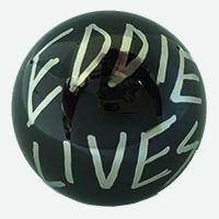 Eddie Lives Black Pearl Pinball