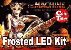 3. BRIDE OF PINBOT LED Kit w Frosted LEDs