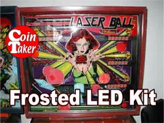 3. LASER BALL LED Kit w Frosted LEDs