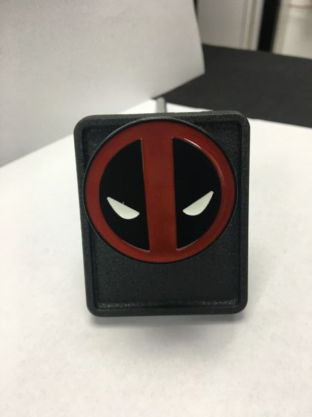 Deadpool Circle Shooter Rod
