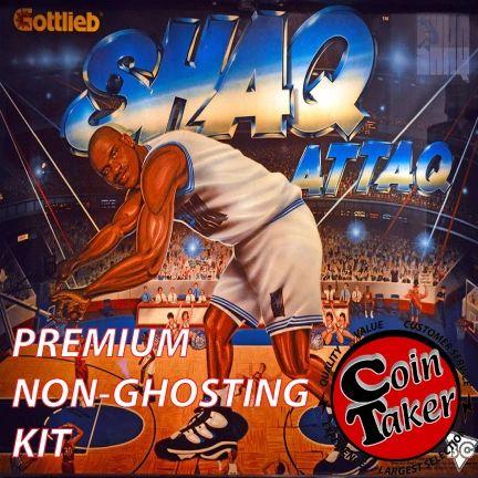 SHAQ ATTAQ LED Kit with Premium Non-Ghosting LEDs