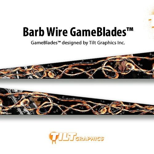 Barb Wire GameBlades