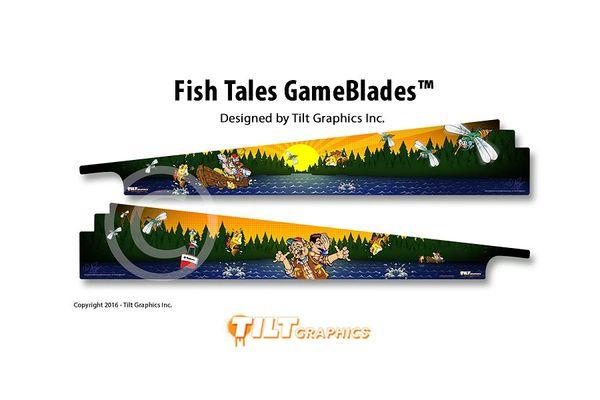 Fishtales Gameblades