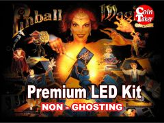 1. PINBALL MAGIC LED Kit with Premium Non-Ghosting LEDs