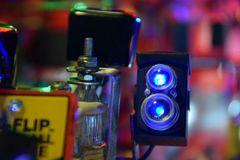 Twilight Zone Illuminated Camera Mod