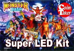 2. MONSTER BASH LED Kit w Super LEDs