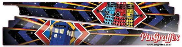 Dr. Who Pinblades