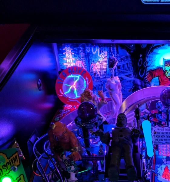 Monster Bash REMAKE (SE) Pinball Interactive Plasma Disk