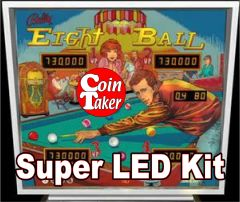 2. EIGHT BALL LED Kit w Super LEDs