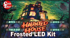 3. HAUNTED HOUSE LED Kit w Frosted LEDs