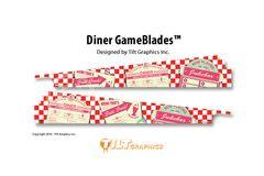 Diner GameBlades