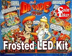 3. DR DUDE LED Kit w Frosted LEDs