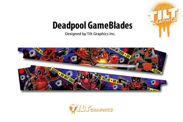 Deadpool Gameblades