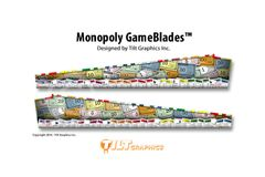 Monopoly: Money GameBlades