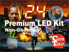 1. 24 LED Kit w Premium Non-Ghosting LEDs