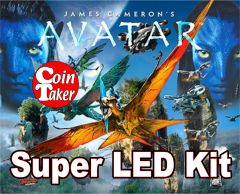 AVATAR-2 Pro LED Kit w Super LEDs