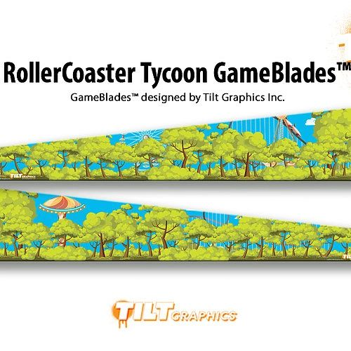 RollerCoaster Tycoon GameBlades