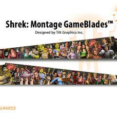 Shrek: Montage GameBlades