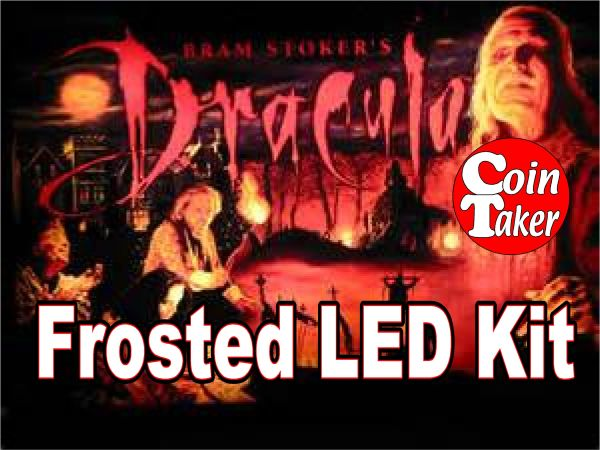 3. BRAM STOKER'S DRACULA LED Kit w Frosted LEDs
