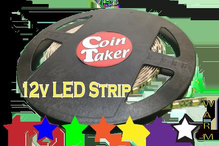 Super LED Strip 12vdc 5M Roll